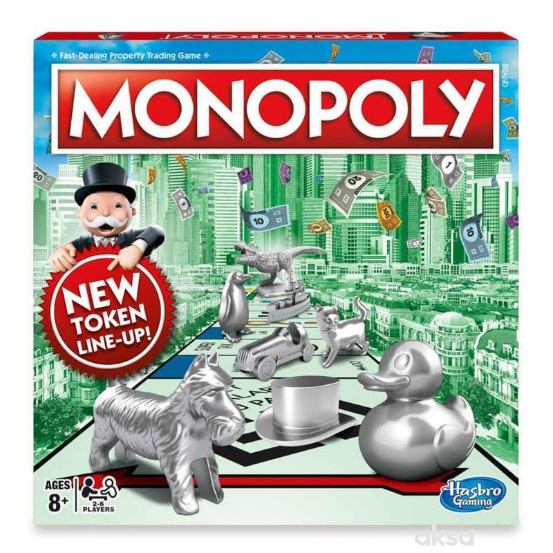 Monopol društvena igra