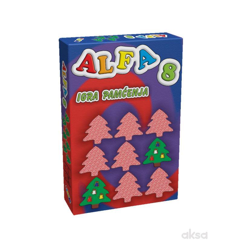 Pikom Alfa 8 Igra pamćenja6108