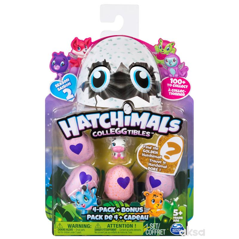 Hatchimals Mala Jaja 4 U 1