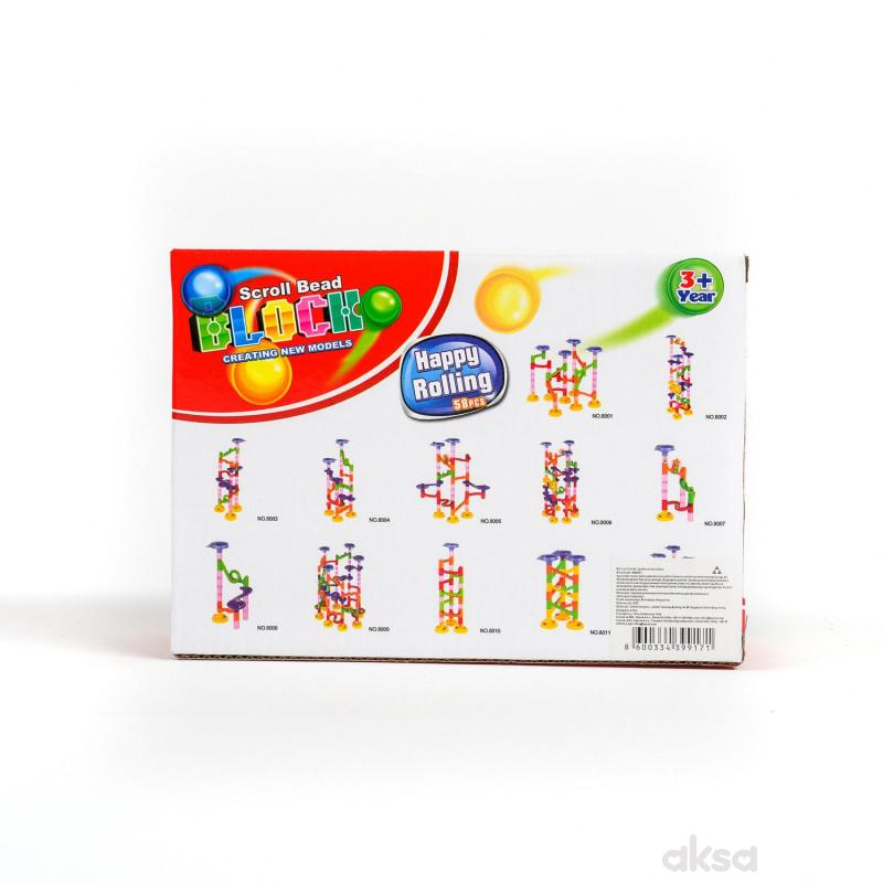 Hk Mini igračka, set sa kuglicama, mali