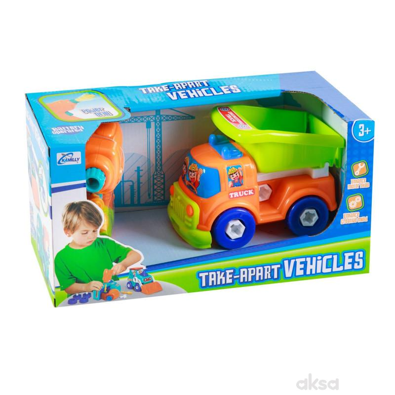 HK Mini igračka baby kamionče