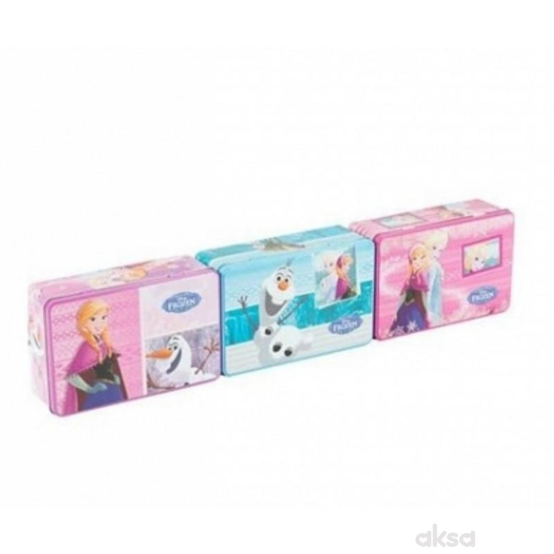 Frozen Metalna kutija 20X13X6,7cm