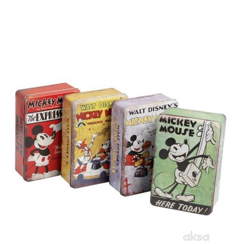 Kutija Mickey Disney 20x13x6,7cm