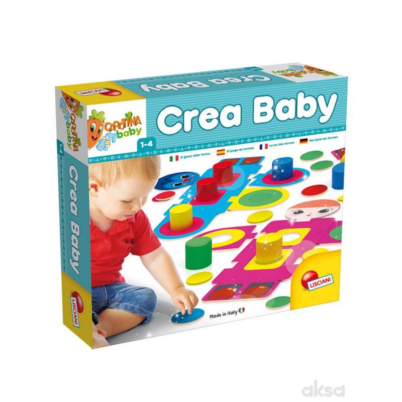 Lisciani Edukativni set baby kreator