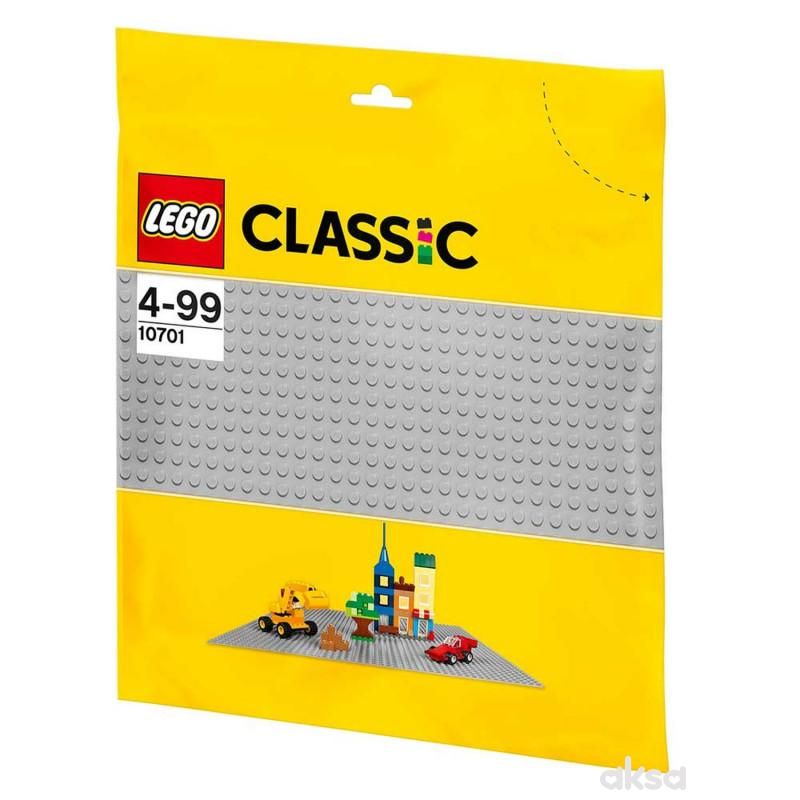 Lego classic creative podloga siva