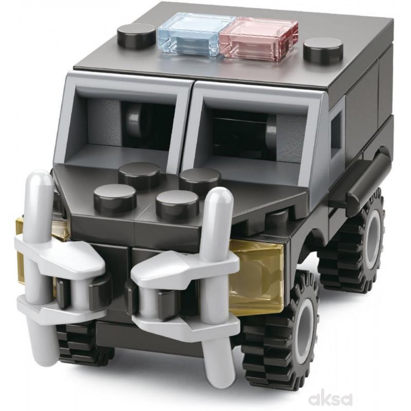 Sluban kocke, oklopno vozilo, 43 kom