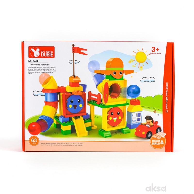 HK mini kocke dvorac iz bajke