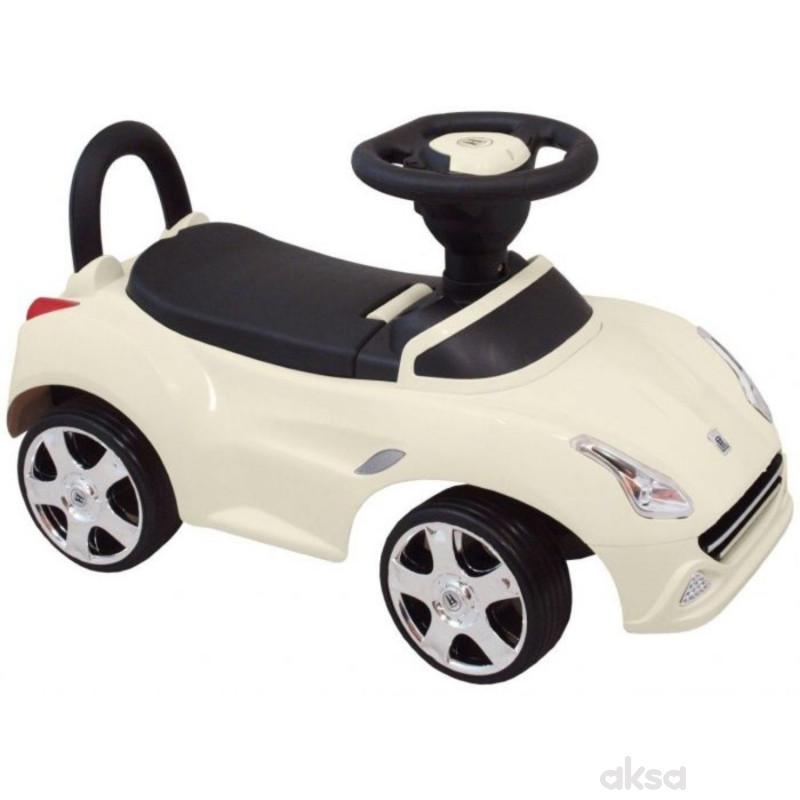 Baby Mix guralica autić - bela