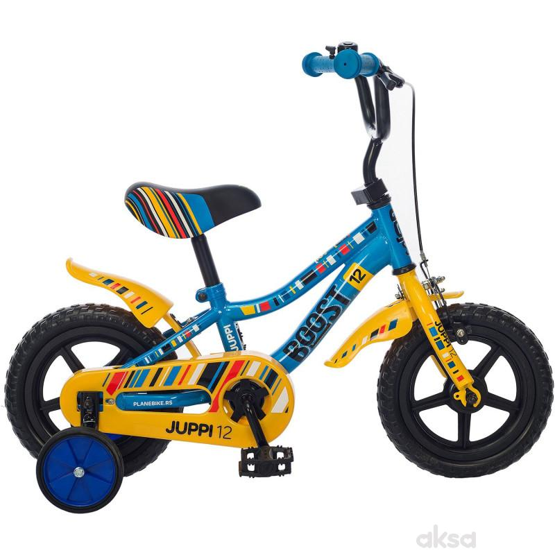 Dečji bicikl Boost Juppi Boy 12 Blue