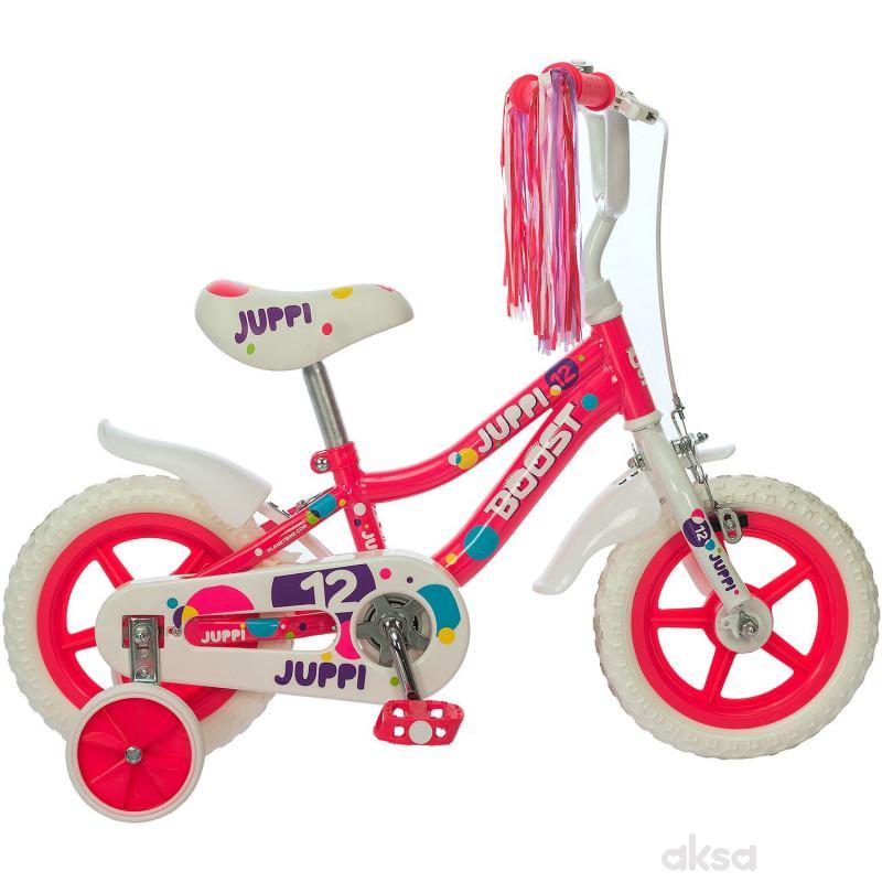 Dečji bicikl 12 Juppi Girl Pink