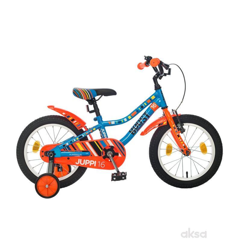 Dečji bicikl 16 Boost Juppi boy blue