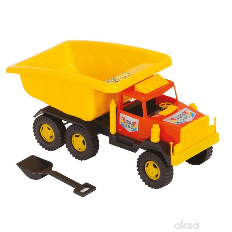 Kamion Doddge Dumper Truck 100