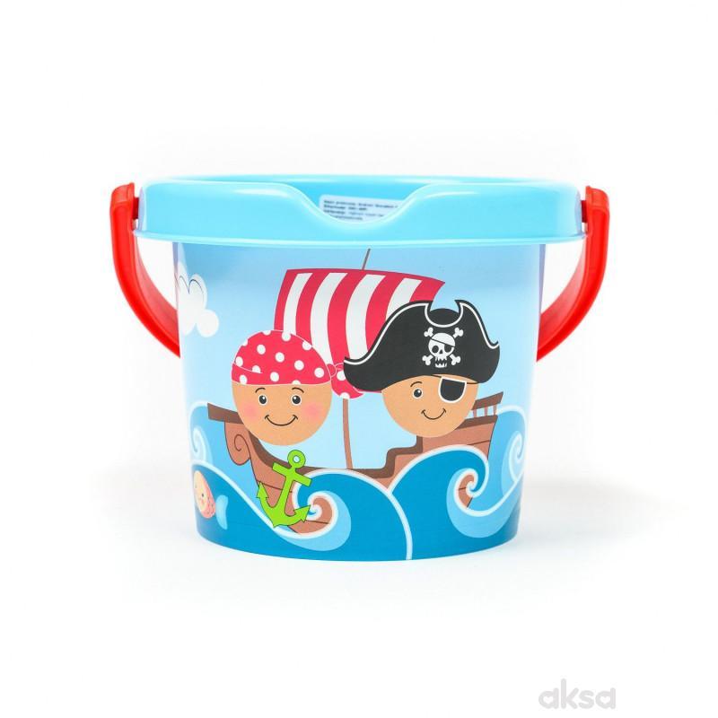 Androni Giocattoli kofica za pesak mala pirati