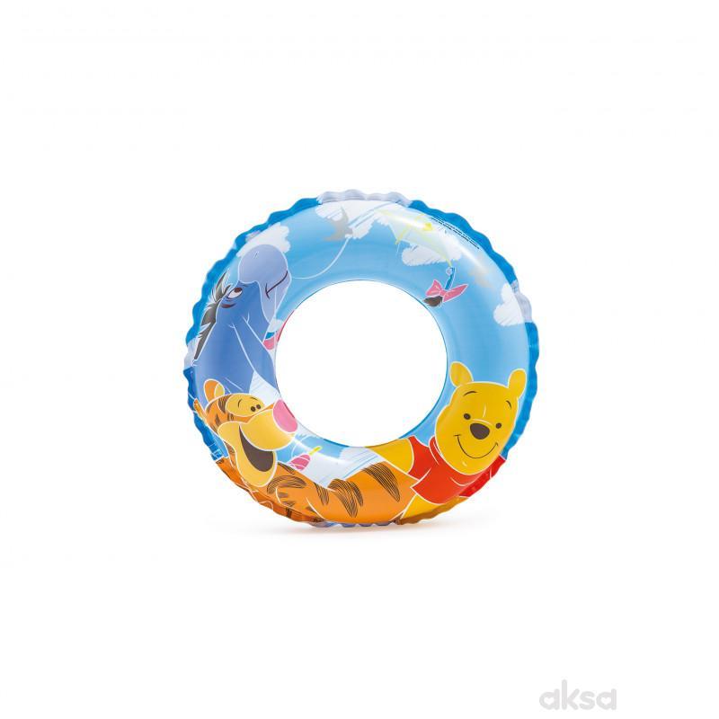Intex šlauf Winnie the Pooh uzrast 3-6
