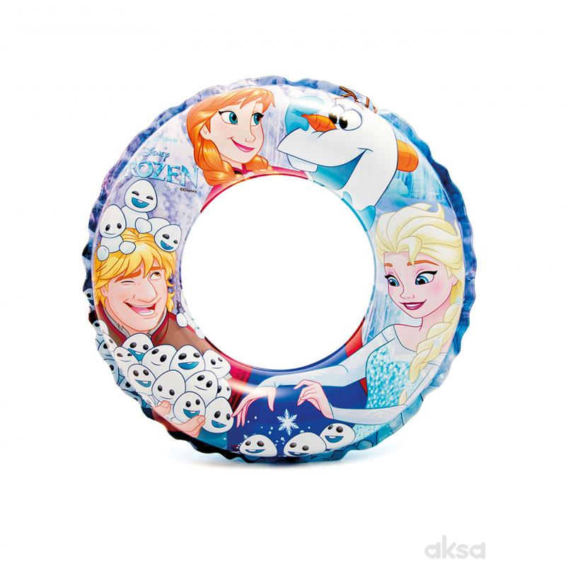 Intex šlauf Frozen uzrast 3-6 dimenzije 51 cm