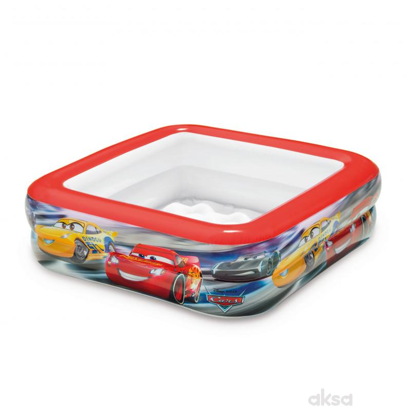 Intex bazen na naduvavanje Cars Play box, 1-3