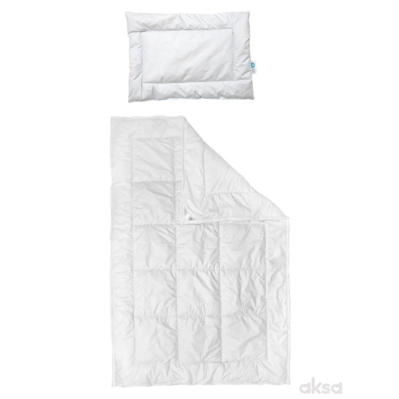 Be Eco komplet(jorgan+jastuk)120x80CM
