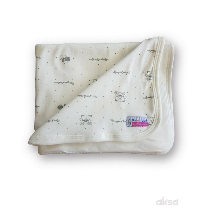 Textil prekrivač Meda,80x90CM