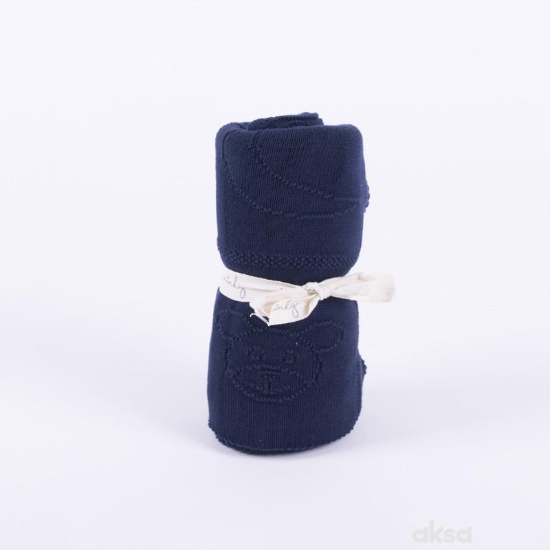 Minky prekrivač,110X80CM