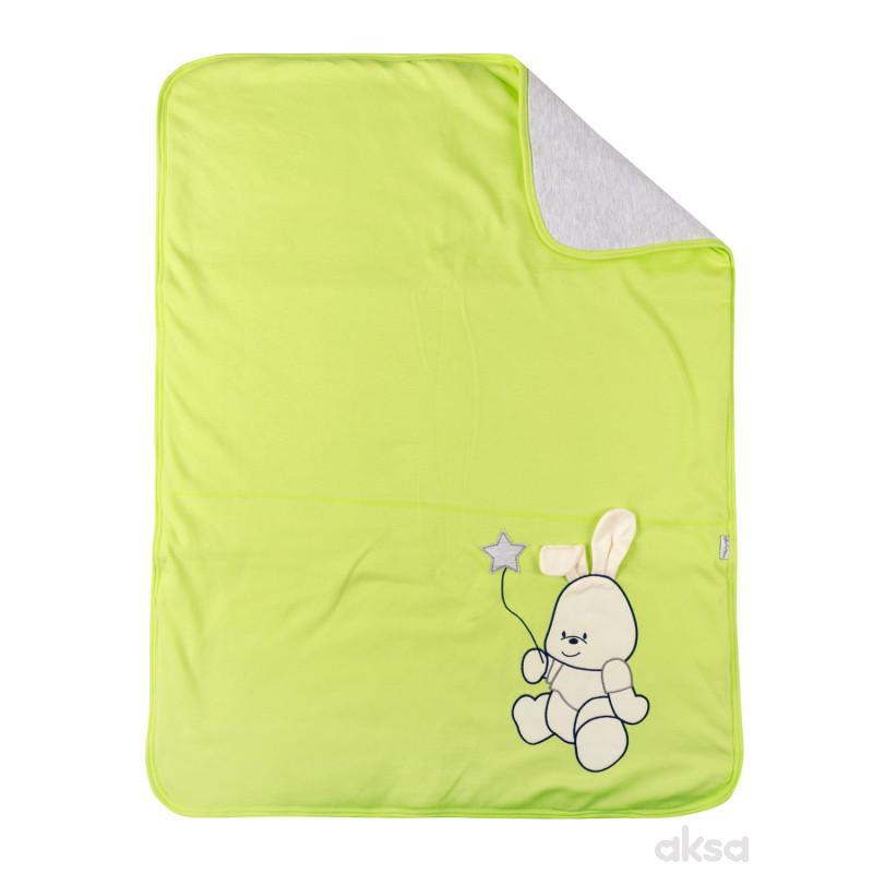 Lillo&Pippo termo prekrivač,dečaci
