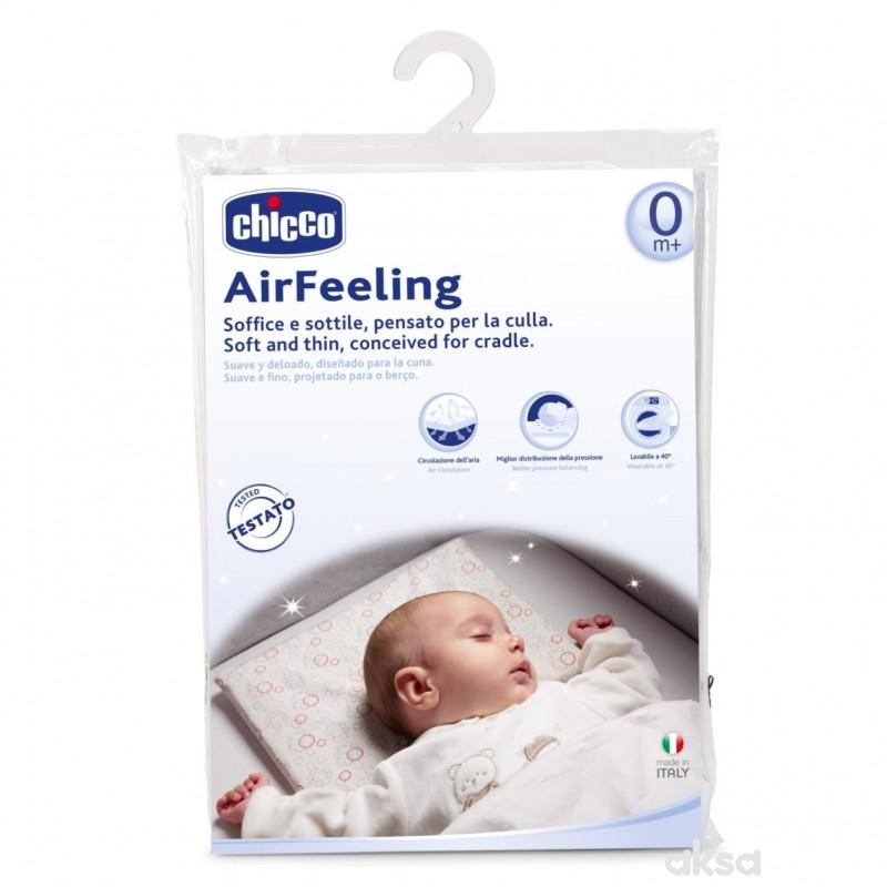 Chicco jastuk za krevetac Airfeeling