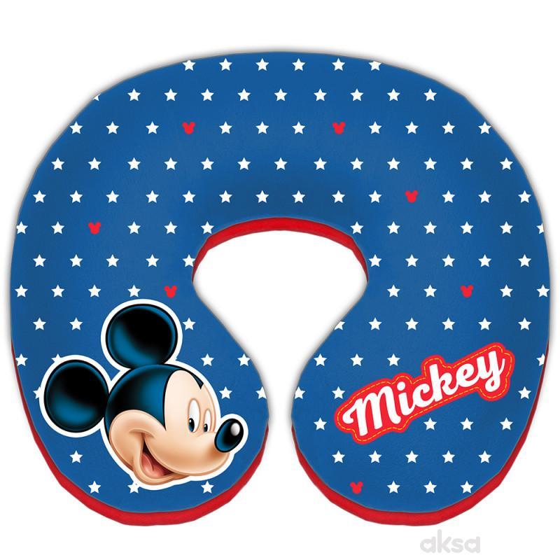Seven Polska jastuk za vrat Mickey