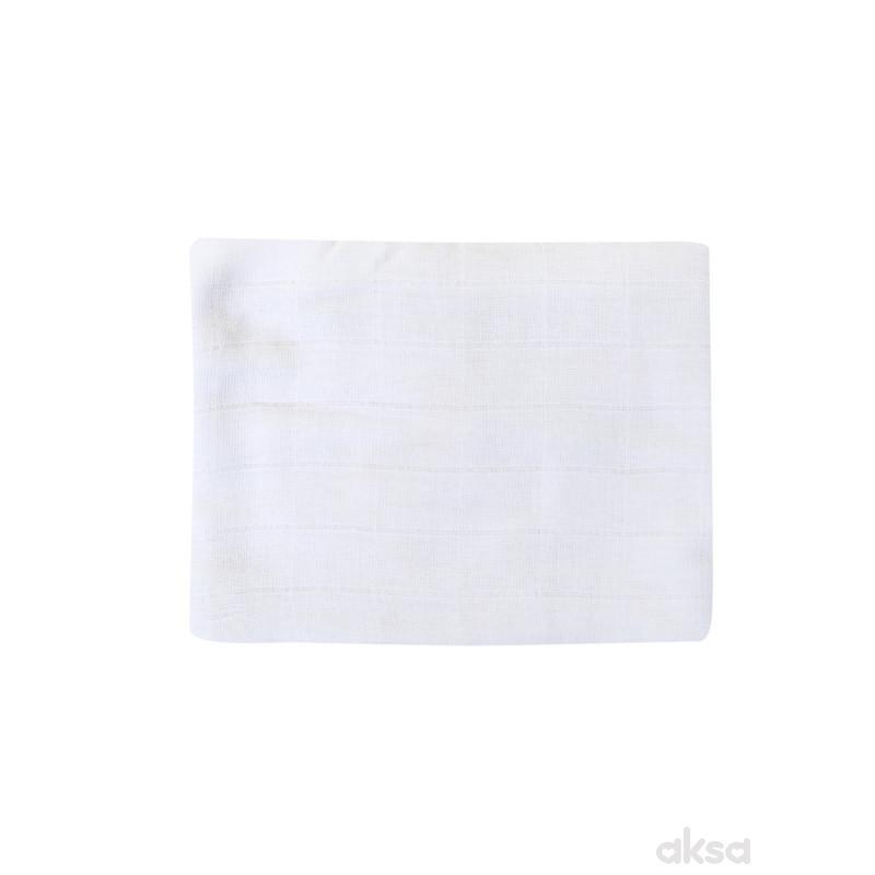 Mančester rubljena pelena,bela