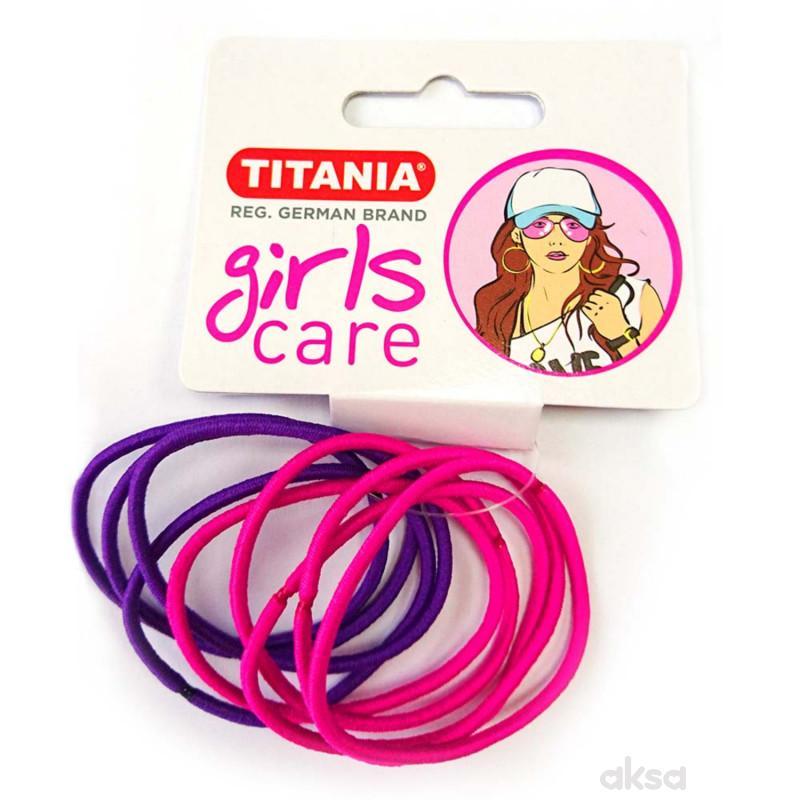 Titania gumica za kosu 9kom 7995