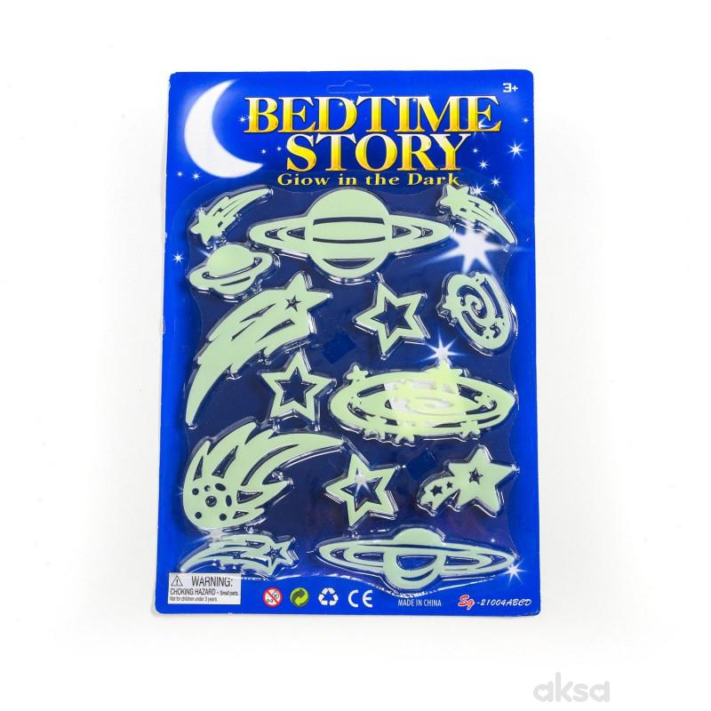 Hk Mini igračka planete i zvezde za plafon