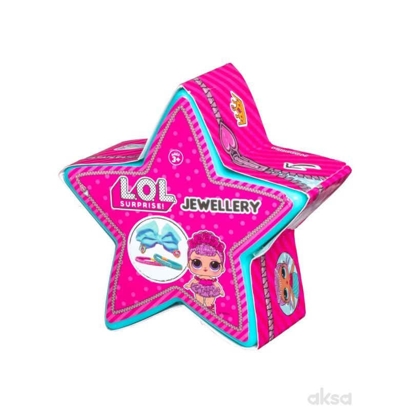 LOL set nakit u zvezdi display 24pcs