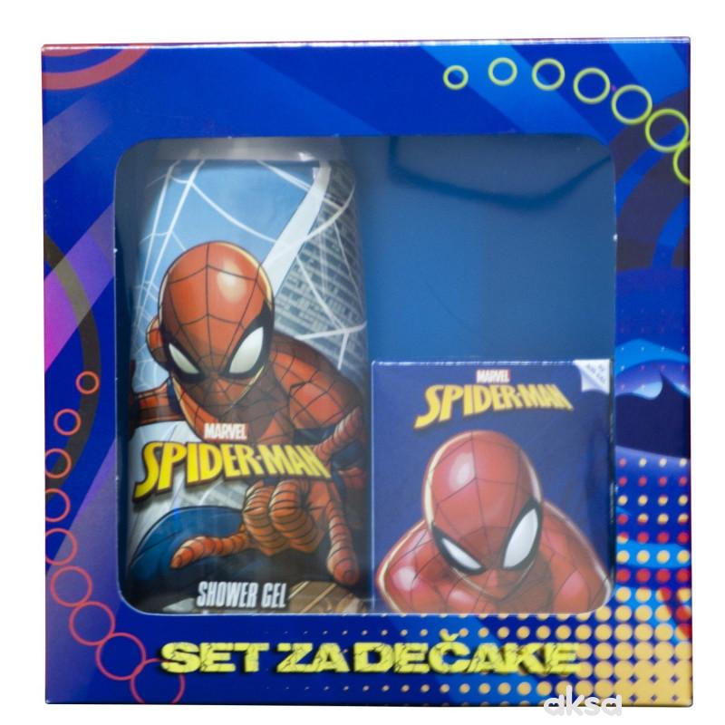 Spiderman set kupka 250ml i parfimisana voda 30ml