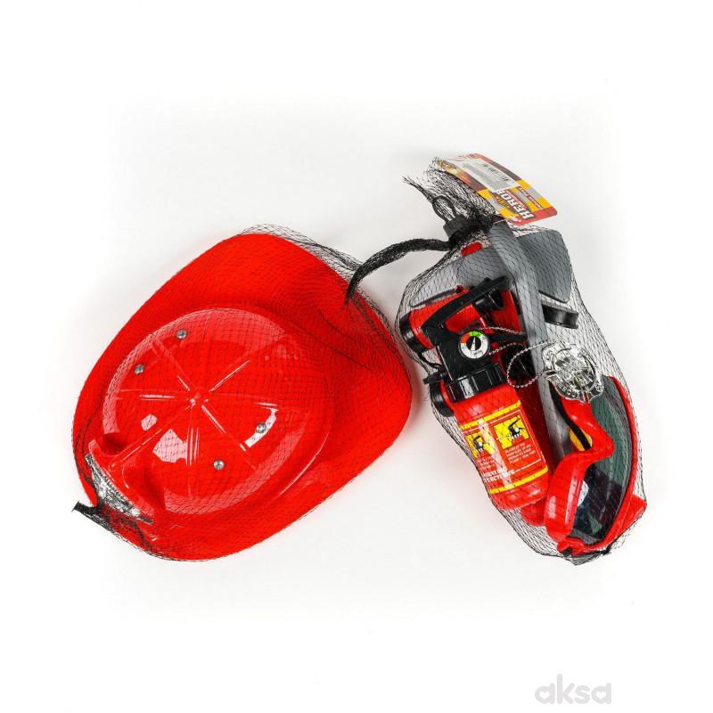 Hk mini igračka, vatrogasni set