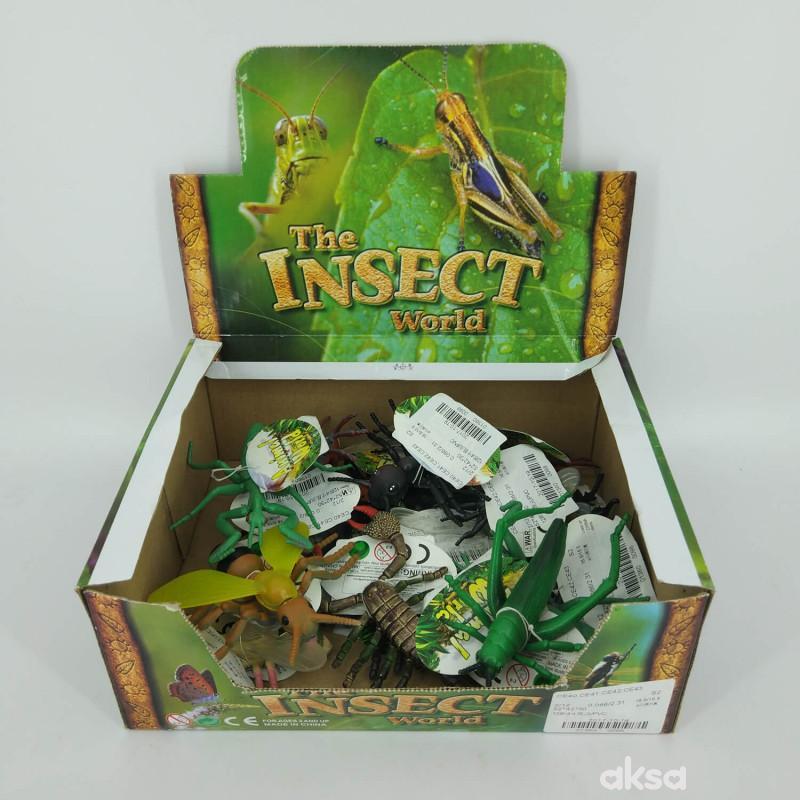 Hk mini igračka Insekti manji ass 48/1