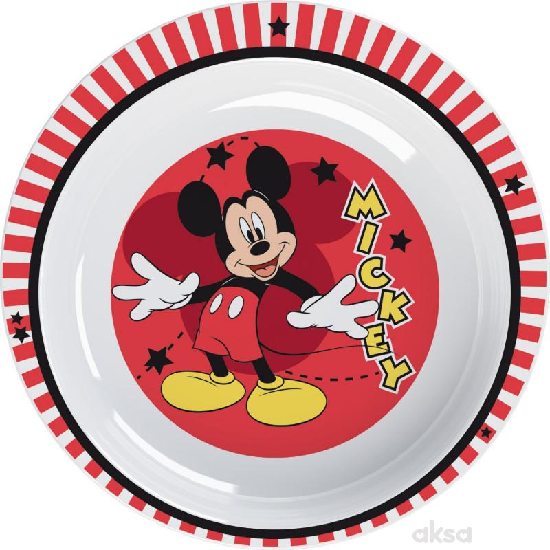 Trudeau duboki tanjir Mickey 18
