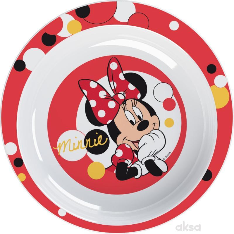 Trudeau duboki tanjir Minnie 18