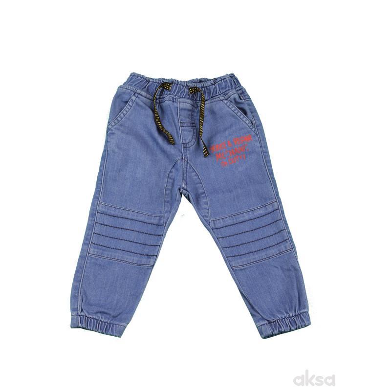 Lillo&Pippo teksas pantalone,dečaci