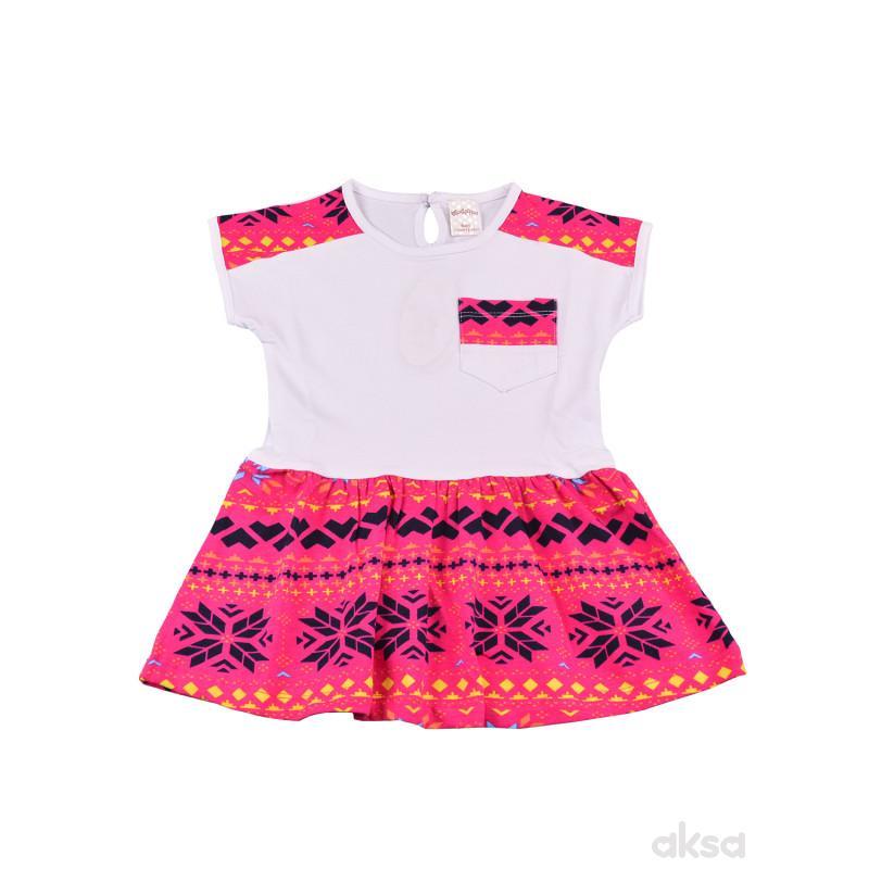 Lillo&Pippo haljina,devojčice