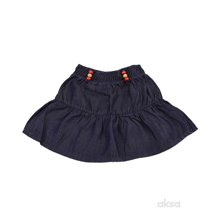 Lillo&Pippo suknja,devojčice