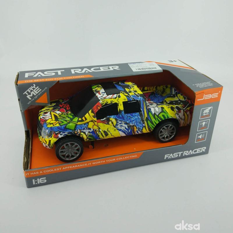 Hk mini igračka, frikcioni automobil Teksas