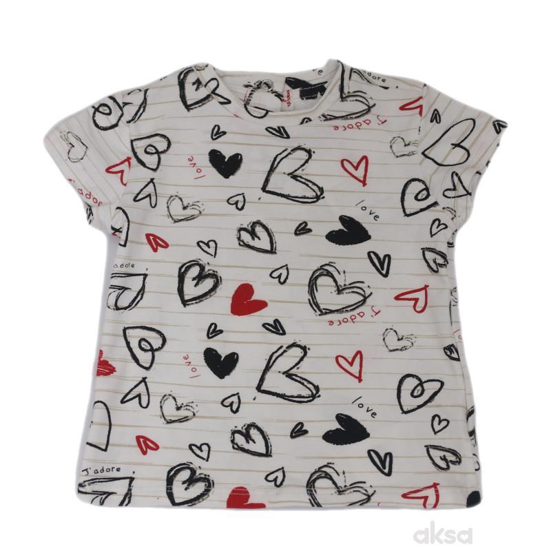 Chicco majica k.r.,devojčice
