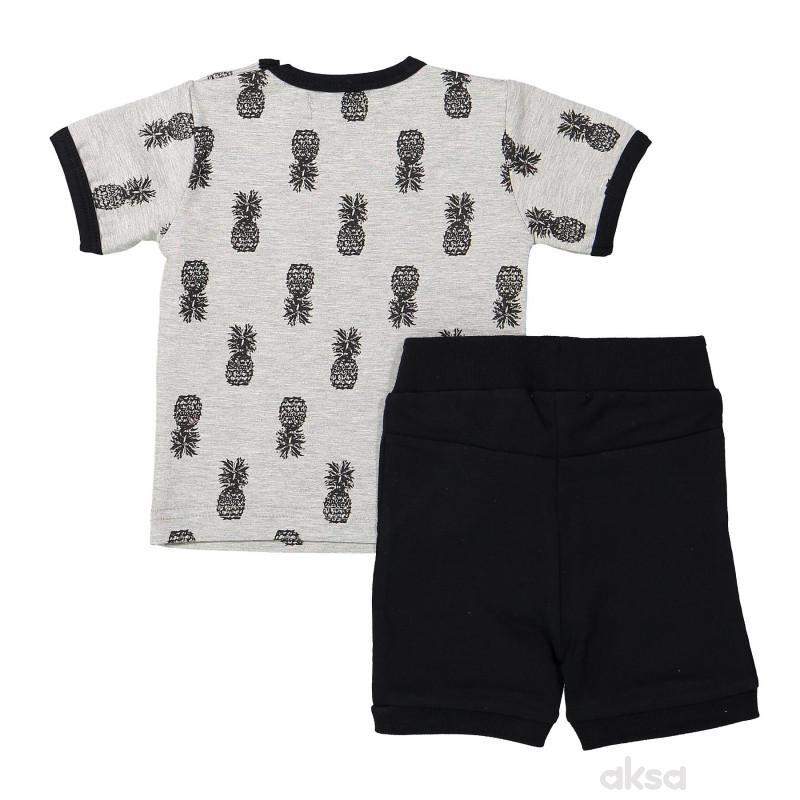 Dirkje komplet (majica k.r i šorts),dečaci