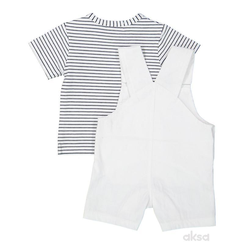 Dirkje komplet (šorts na tregere,majica kr),dečaci
