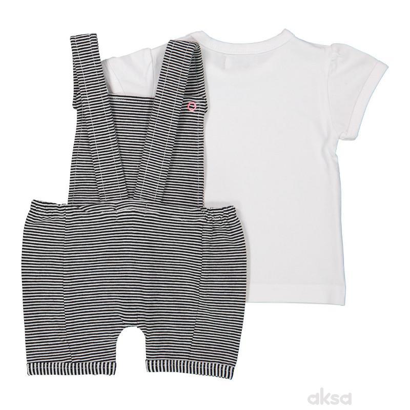 Dirkje komplet (šorts na treg,majica kr),devojčice