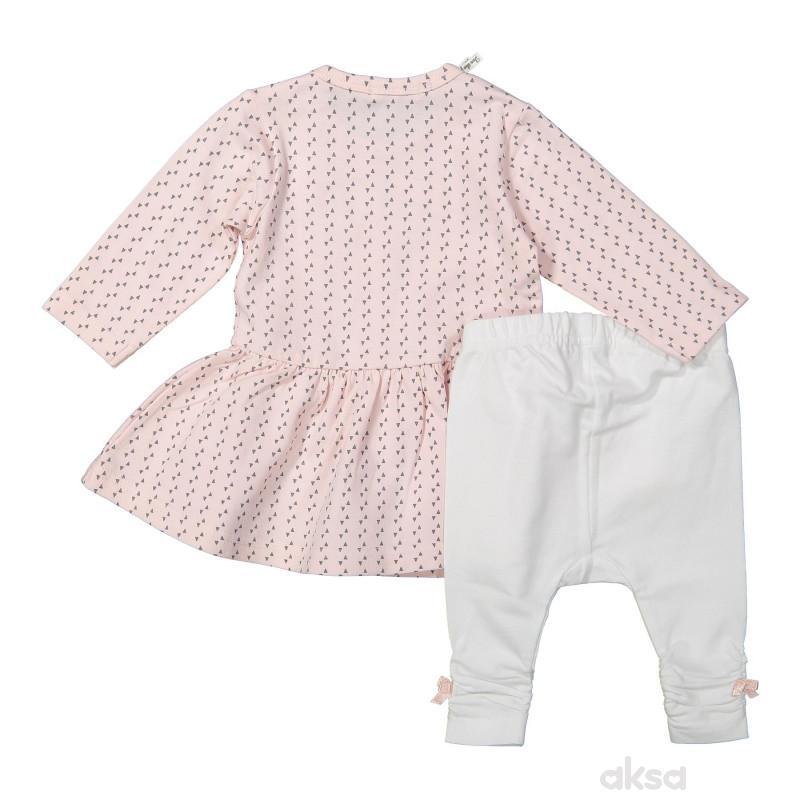 Dirkje komplet (haljina d.r i helanke),devojčice