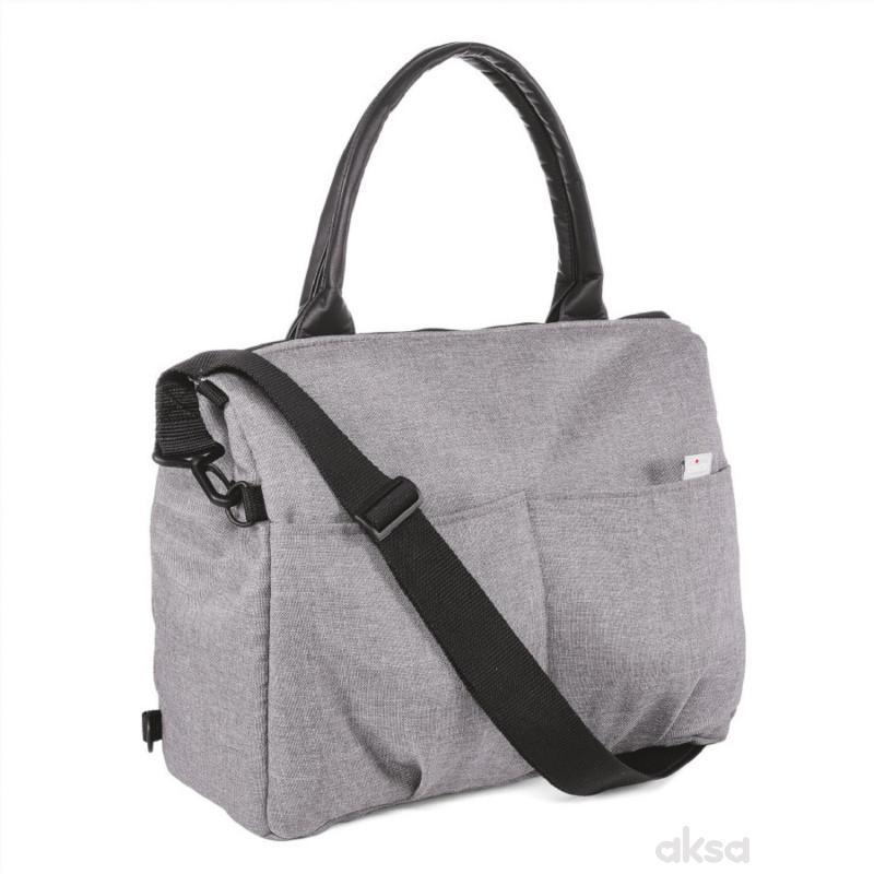 Chicco torba-organizer za mame cool grey
