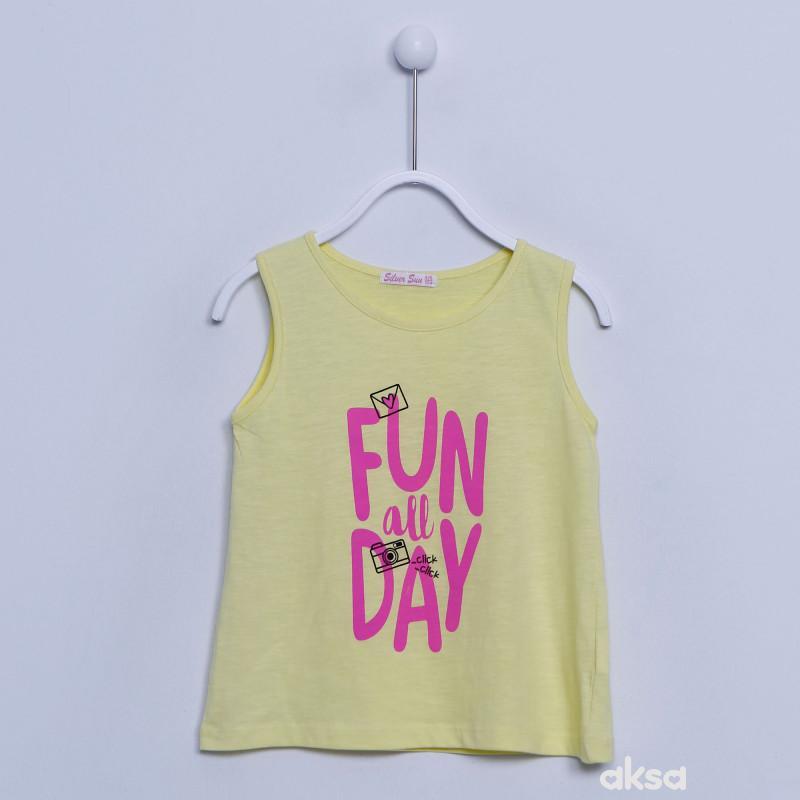 SilverSun majica ,devojčice
