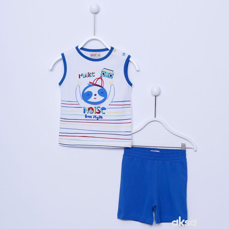 SilverSun komplet(majica atlet i šorts),dečaci