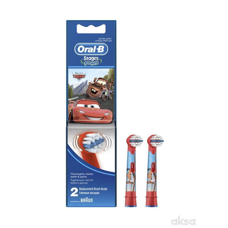 Oral B uložak za električnu četkicu za zube Cars
