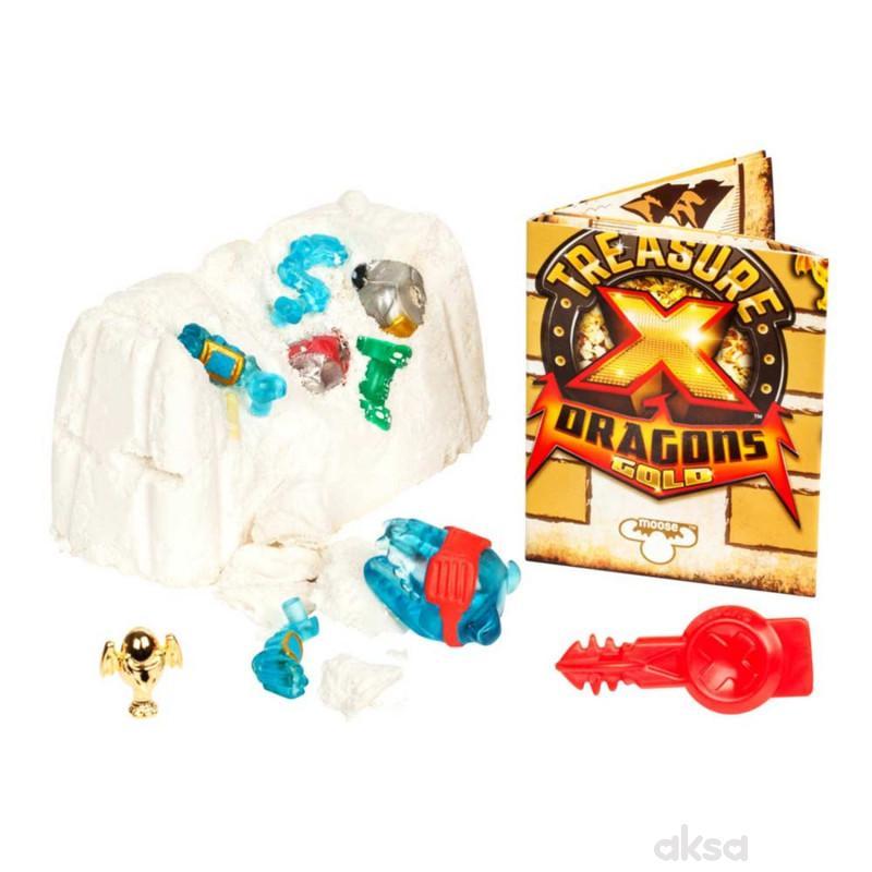 Treasure X dragon