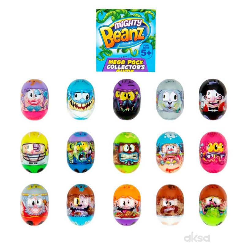 Mighty beanz mega pack